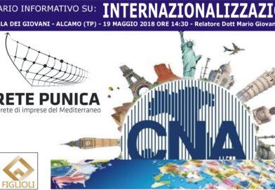 Seminario informativo su: INTERNAZIONALIZZAZIONE