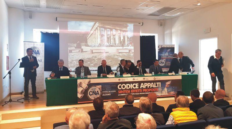 Codice degli Appalti – dopo Alcamo – il Comunicato Stampa di CNA Sicilia